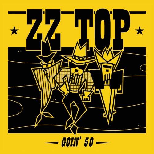 ZZ Top - Goin' 50 [CD]