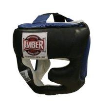 Amber Gel Full Face Training Headgear (Small)