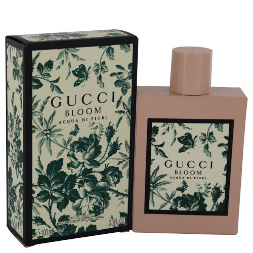 Gucci Bloom Acqua Di Fiori by Gucci Eau De Toilette Spray 3.4 oz
