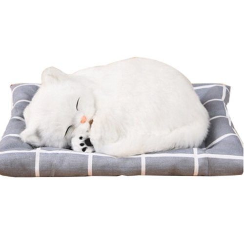 Lovely Imitation Cat, A Prefect Decoration in Car, Bedroom, A Good Gift