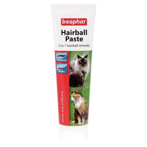 Beaphar Cat 2in1 Hairball Paste 100g
