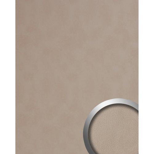 WallFace 19023 STONY GROUND Wall panel leather look matt beige 2.6 sqm