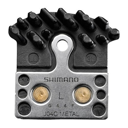 Shimano Spares J04C metal pad and spring with fin