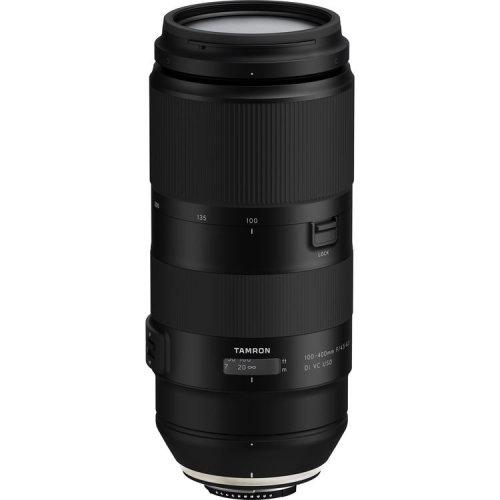 TAMRON 100-400mm F4.5-6.3 Di VC USD (A035N) NIKON