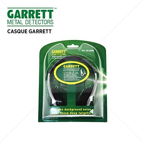 Garrett 1612500 Treasure Sound Headphone