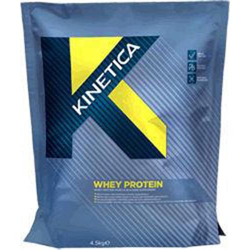 Kinetica Whey Protein 4.5kg Vanilla