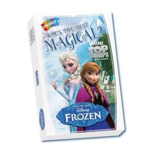 Frozen Top Trumps Minis