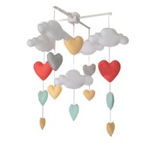 DIY Nursery-Mobiles For Crib Decorations, Need Sewing