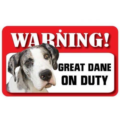 Great Dane Pet Sign