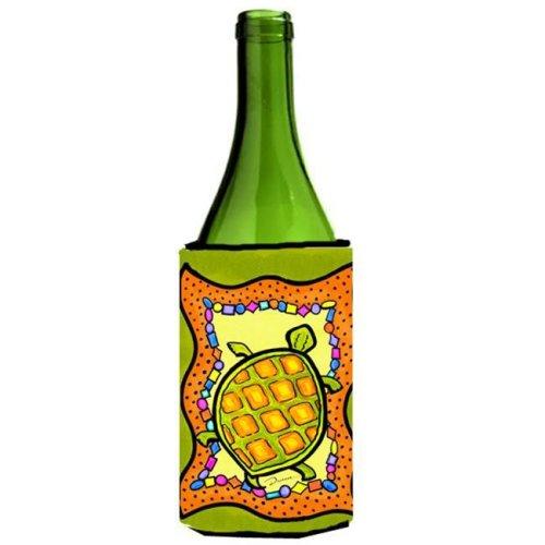 Carolines Treasures LD6047LITERK Turtle Wine Bottle Hugger - 24 oz