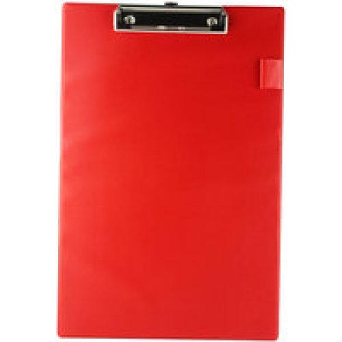 Rapesco VSTCB0R3 Plastic Red clipboard