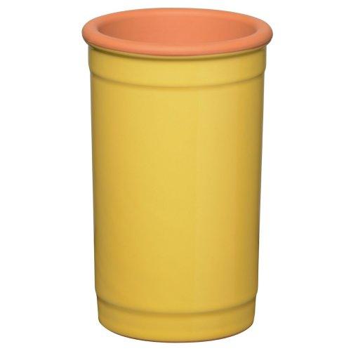 Terracotta Wine Cooler, Yellow