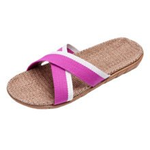 Ladies House Slippers Casual Slipper Indoor & outdoor Anti-Slip Shoes NO.12