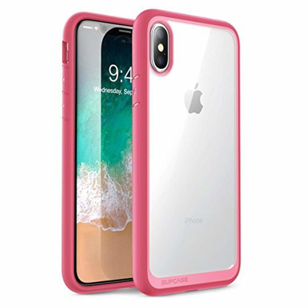 b49d2c926399 SUPCASE iPhone Xs Max Case, Unicorn Beetle Style Premium Hybrid Protective  Clear Case for iPhone ...
