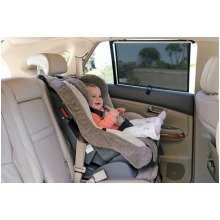 Dreambaby Wide Car Window Shade 2 Pack