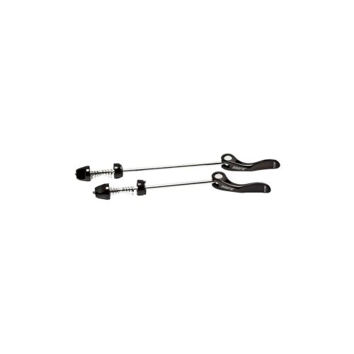 Cycle Quick Release Alloy Skewers - Black - 180mm