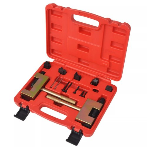 vidaXL Engine Chain Riveting Toolset for Mercedes Install and Remove Tool