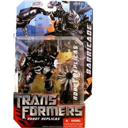 Transformers Robot Replicas Barricade