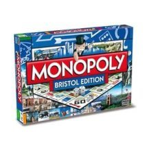 Bristol Monopoly Family Board Game Brand New Sealed