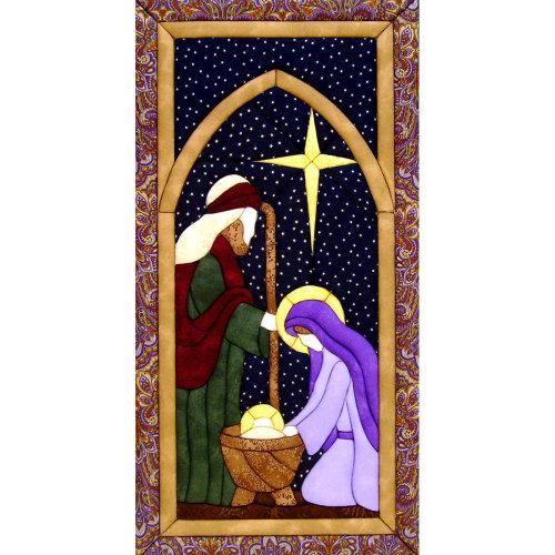 Holy Family Quilt Magic Kit-Holy Family
