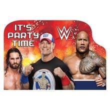 WWE Postcard Invitations