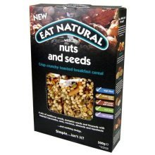 Eat Natural Crunchy Toasted Breakfast Cereal | Nut & Seed Muesli