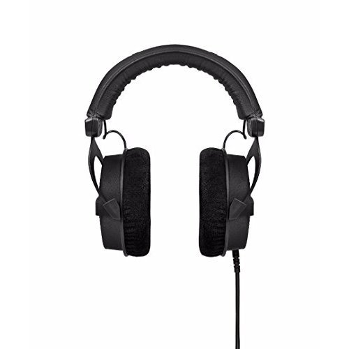 beyerdynamic DT 990 PRO 250 ohm LIMITED EDITION Black Straight Cable