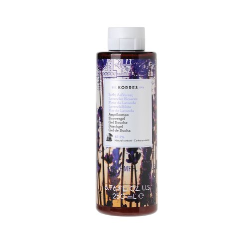 KORRES Lavender Blossom Showergel 250 ml
