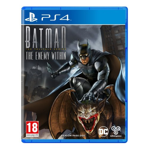 Telltale - Batman: The Enemy Within (PS4)
