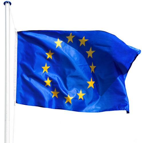 Flagpole aluminium Europe
