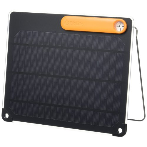 BioLite Solar Slate 5 Panel - Black