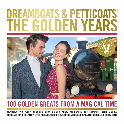Dreamboats & Petticoats - The Golden Years | 4 CD Box Set