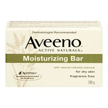 Aveeno Moisturizing Bar, 3.5 Oz