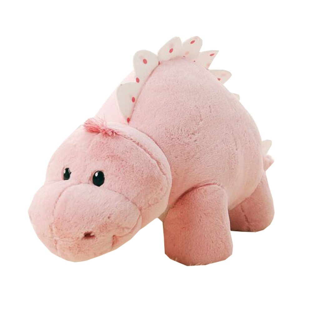 Pink Dinosaur Stuffed Animal Toy Doll On Onbuy
