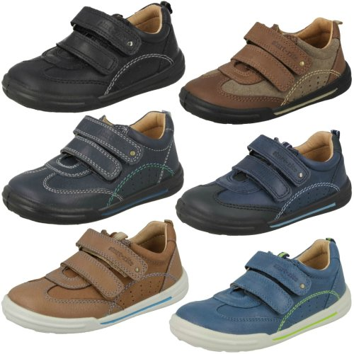 Boys Startrite Casual Shoes Flexy Soft Air - E Fit