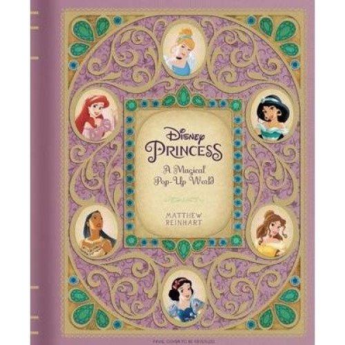 Disney Princess: A Magical Pop-Up World - Matthew Reinhart