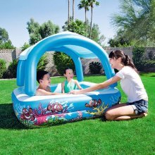 Bestway Canopy Play Pool Blue 147x147x122 cm 52192