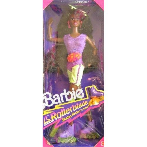 Barbie Rollerblade Christie Doll AA (1991)