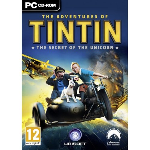 The Adventures of Tintin The Secret of the Unicorn the PC