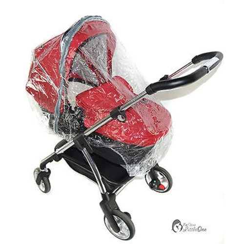 Raincover Compatible with Silver Cross Wayfarer Carrycot Ventilated (198)