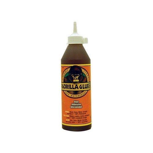 Gorilla 1044361 1 Litre Gorilla Glue 100% Waterpoof Adhesive