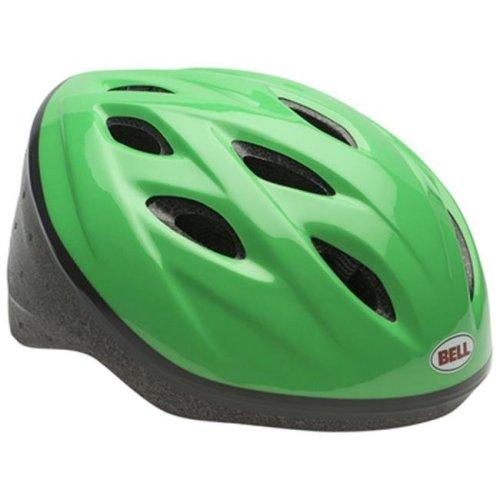 Bell Sports 7063274 Green Boys Child Helmet