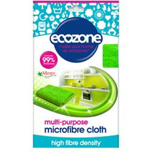 Ecozone Microfibre Multi-purpose Cloth 80g (order 40 for Trade Outer)