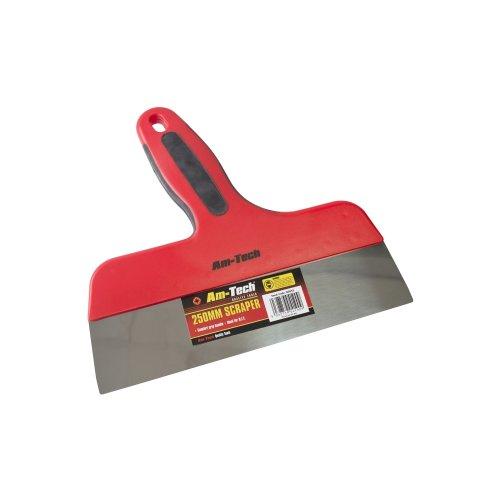 250mm Scraper With Comfort Grip Handle