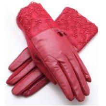 Winter Warm Elegant Wool Gloves