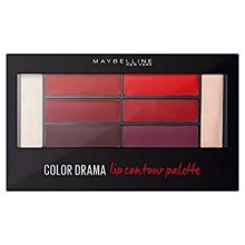 Maybelline Color Drama Lip Contour Palette Crimson Vixen