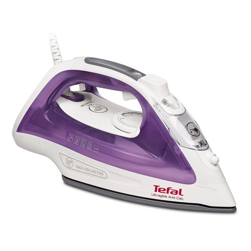 Tefal FV2661 Ultraglide Steam Iron 2400W Durilium Soleplate 150g Steam Shot