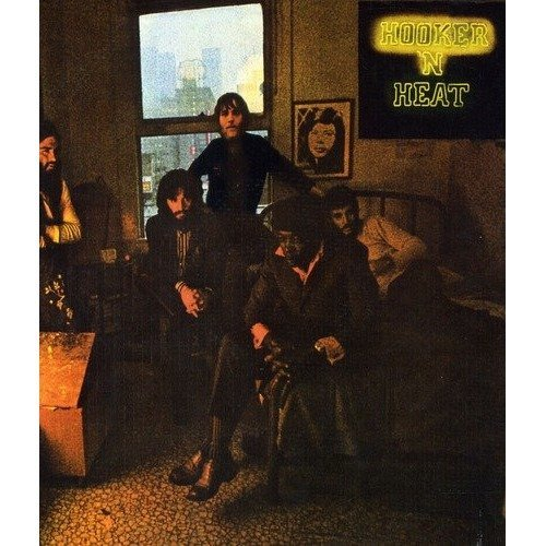 Canned Heat and John Lee Hooker - Canned Heat and John Lee Hooker/hooker N H [CD]