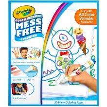 "Crayola Color Wonder Refill Paper-10""X8.5"" 30/Pkg"