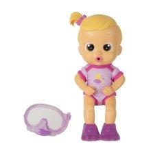 Bloopies Bath Time Toy - Baby Luna